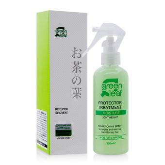 Xịt dưỡng tóc Green Leaf 200ml