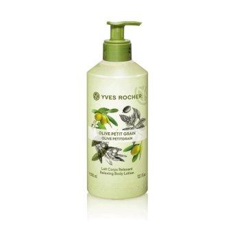 Dưỡng thể hương olive và tinh dầu cỏ chanh Yves Rocher 390ml
