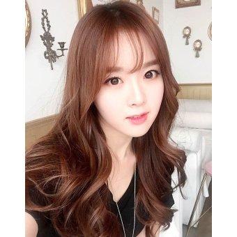 Bộ tóc xoăn nhẹ Hàn Quốc