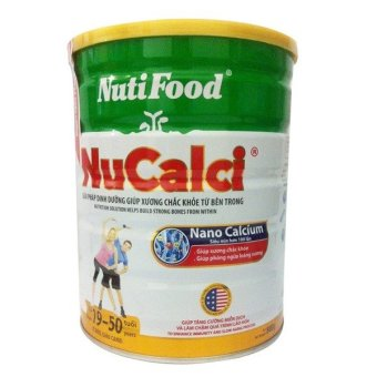 Sữa bột Nutifood Nucalci 800g
