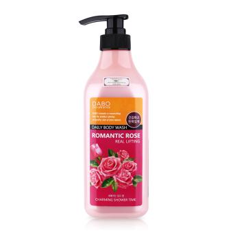 Sữa tắm hoa hồng cung cấp độ ẩm làm sạch da Cao cấp Hàn Quốc 750ml - Hàng Chính Hãng