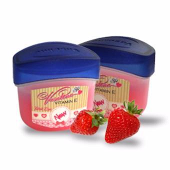 Bộ 2 dưỡng môi hồng tự nhiên VASELINE PINK LIPS 10g