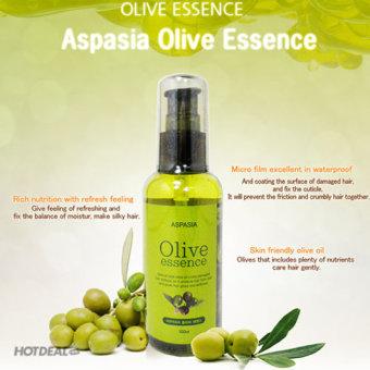 Tinh chất dưỡng tóc Oliu Aspasia Olive Essence 100ML
