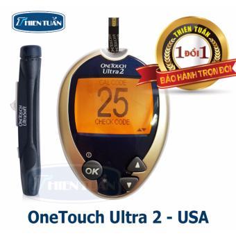 Máy đo đường huyết One Touch Ultra 2 - USA