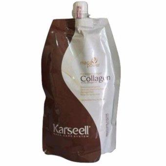 Dầu Hấp Tóc Collagen Karseell Maca Siêu Mềm Mượt Tóc