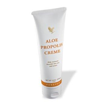KEM CHĂM SÓC DA TỪ SÁP ONG VÀ LÔ HỘI Aloe Propolis Crème