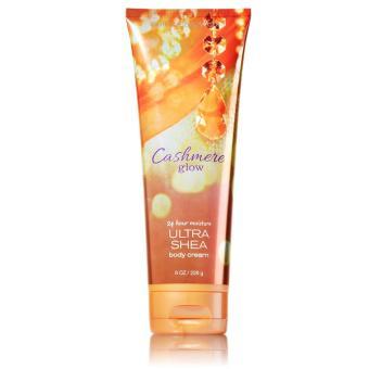 Kem Dưỡng Ẩm Toàn Thân Bath & Body Work Ultra Shea Body Cream Cashmere Glow 226g