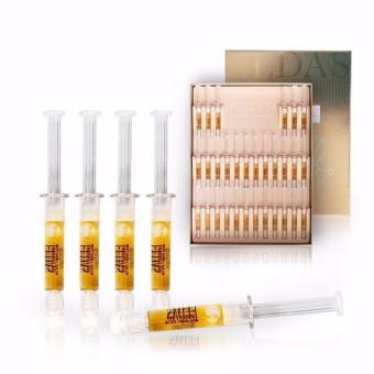 Hộp 30 ống tế bào gốc Eldas EG Tox Program Coreana phục hồi da, chống lão hóa 2ml x 30 ống