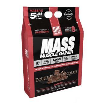 Sữa Tăng Cân Tăng Cơ Vị Socola Elite Labs Usa Mass Muscle Gainer 2.3kg