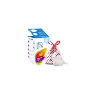 Cốc nguyệt san Lady cup màu trắng (Size: S)