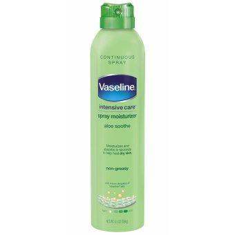 Chai xịt Vaseline Spray & Go Moisturizer 184g