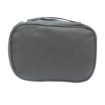 Túi đựng máy đo huyết áp bắp tay Maxvi MAXVI-BMPB (Xám)