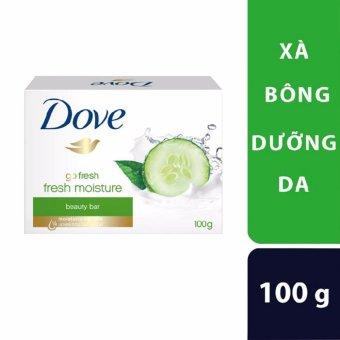 Xà bông dưỡng da Dove dưa leo 100G