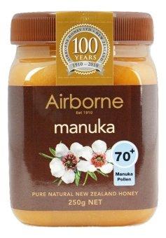 Mật ong Airborne Manuka 70+ 250g