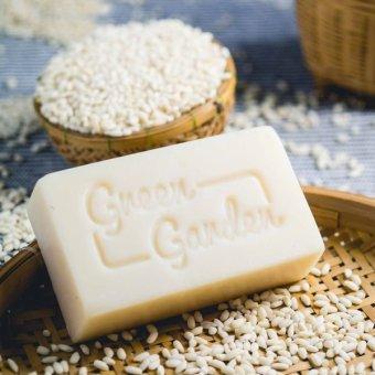 Xà bông Handmade Thảo Mộc Sữa Gạo 100gr