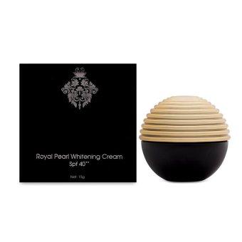 Kem Dưỡng Làm Trắng Da Ngọc Trai Sokiss Royal Pearl Whitening Cream SPF 40++ 15g