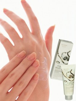 Kem dưỡng da tay Collagen 3W Clinic 100ml
