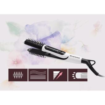 Thuốc tạo nếp tóc - Máy uốn tóc, máy duỗi tóc 2 trong 1 RUIDA S69 cao cấp, cực bền, sử dụng dễ dàng - BH UY TÍN TECH-ONE