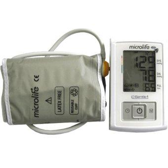 Máy đo huyết áp bắp tay Microlife A3 Basic (Trắng)