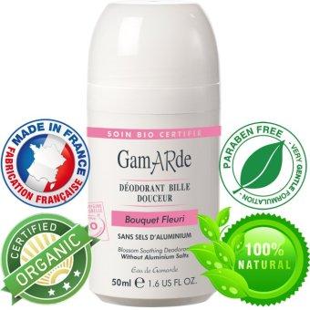 Lăn khử mùi hương nước hoa Gamarde 50ml