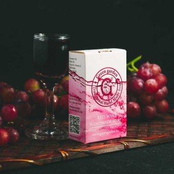 Xà bông Handmade Thảo Mộc Rượu Vang 100gr