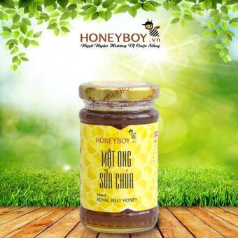 Mật ong sữa chúa Honeyboy 100ml