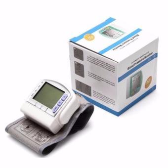 Máy đo huyết áp Cổ Tay CK102S