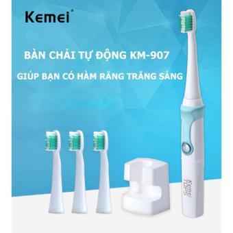 Bàn chải đánh răng tự động KM-907