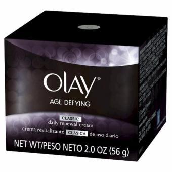 Kem dưỡng da ban đêm giảm vết nhăn Olay Age Defying Classic Night Cream 56 g