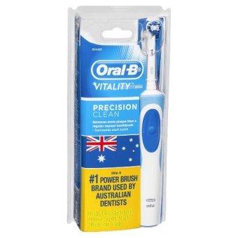 Bàn chải điện đánh răng Đức Oral-B Vitality Precision Clean (Trắng)