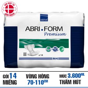 Mua Tã dán người lớn Abri-Form Premium M4 (14 miếng/gói) giá tốt nhất