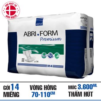 Tã dán người lớn Abri-Form Premium M4 (14 miếng/gói)