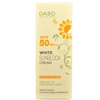 Kem Chống Nắng DABO White Sunblock Cream SPF50 PA+++