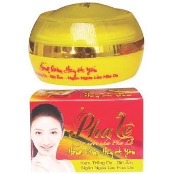 Kem Trắng Da - Giữ Ẩm Da - Ngăn Ngừa Lão Hóa Da Pha Lê - 6g - PL005T39
