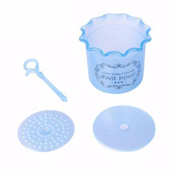 Cốc tạo bọt sữa rửa mặt + Tặng 1 dụng cụ tạo kiểu tóc dạng tròn