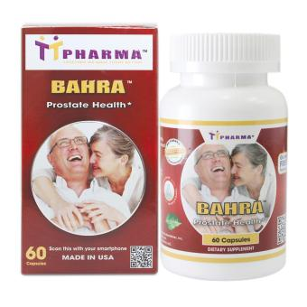 Thực phẩm chức năng hỗ trợ tuyến tiền liệt Bahra