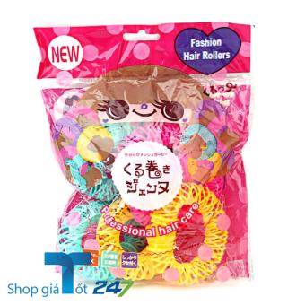 Bộ uốn tóc lò xo không nhiệt tự nhiên Giá tốt 247