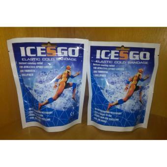 Combo 02 túi băng lạnh chữa chấn thương Icesgo