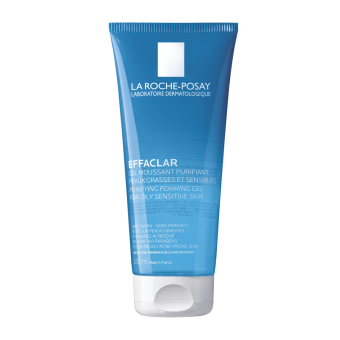 Gel Rửa Mặt Tạo Bọt Làm Sạch Dành Cho Da Dầu Nhạy Cảm La Roche-Posay Effaclar Purifying Foaming Gel For Oily Sensitive Skin 200ml