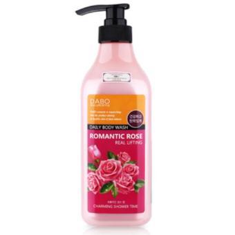 Sữa tắm cao cấp DABO Romantic Rose 750ml