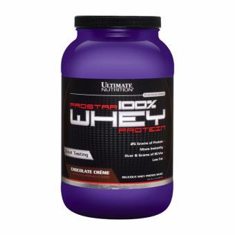 Sữa Tăng Cơ Giảm Mỡ Vị Socola Prostar 100% Whey Protein 907g