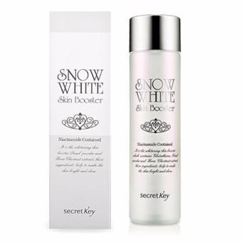 Nước Hoa Hồng Dưỡng Trắng Da Secret Key Snow White Skin Booster 152ml