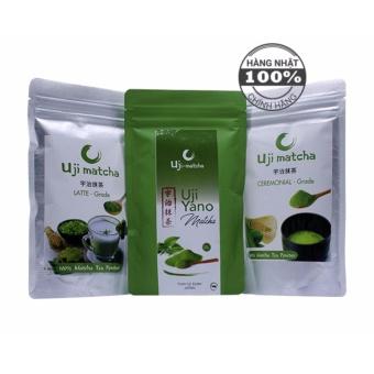 Bột trà xanh Uji Matcha Yano (100gram)