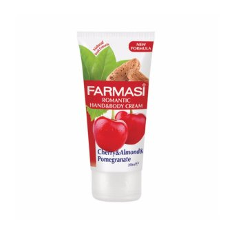 Kem Dưỡng Ẩm Cho Da Tay Và Body Chiết Xuất Từ Cherry Farmasi Hand And Body Cream (
