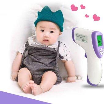 Đo nhiệt độ cho bé sơ sinh, nhiệt kế điện tử - Hàng nhập khẩu nguyên chiếc
