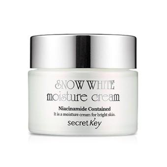Kem dưỡng ẩm dưỡng trắng da Secret Key Snow White Moisture Cream 50ml