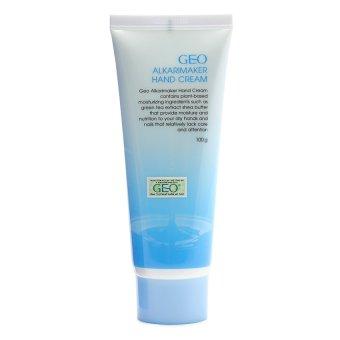 Kem dưỡng làm mềm chống khô da tay GEO LAMY BC04 Geo Alkarima Hand Cream 100g