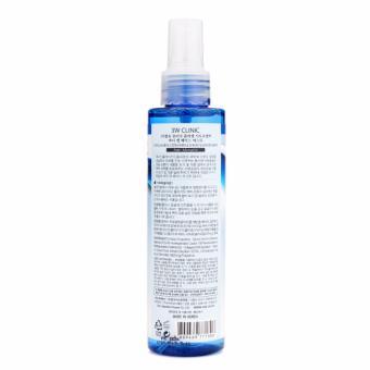 Xịt khoáng chống muỗi dưỡng ẩm 3W Clinic Collagen Citronella Body & Face Mist 150ml