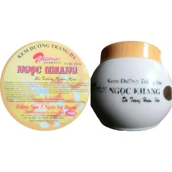 Kem Dưỡng Trắng Da Toàn Thân Ngọc Khang - 250g - NK1009T40