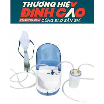 Máy xông hút mũi 2-in-1 Dotha Health Care HiBaby Việt nam sản xuất